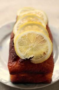 ヨーグルトパウンドケーキ