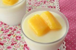 マンゴー&ココナッツムース